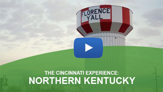 Watch our video to learn about life in Cincinnati/Northern Kentucky region