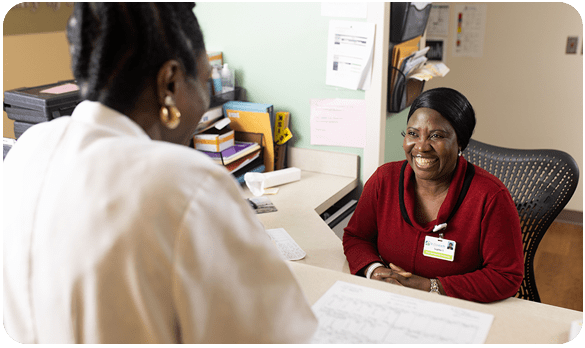 Career growth for non-clinical professionals at St. Elizabeth