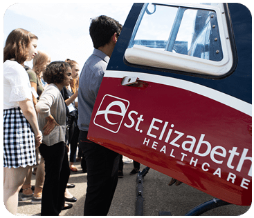 St. Elizabeth community outreach initiatives for nurses