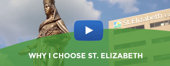 Watch our video to learn why nurses choose to practice at St. Elizabeth