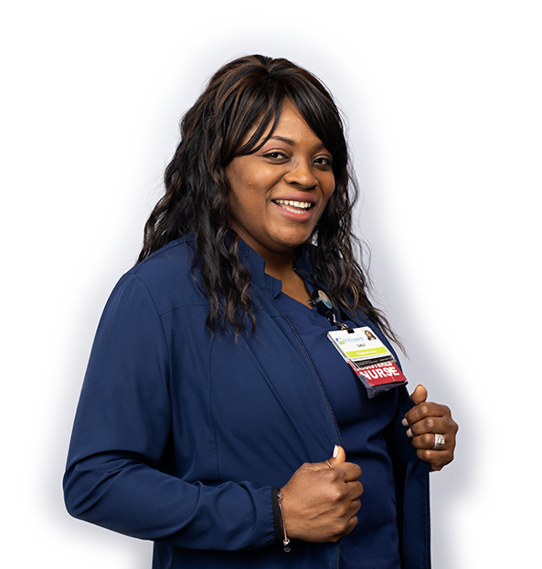 St. Elizabeth Healthcare employee testimonial: Sally, Registered Nurse